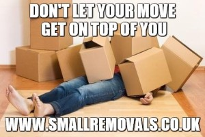Help moving house