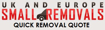 Small removal quote