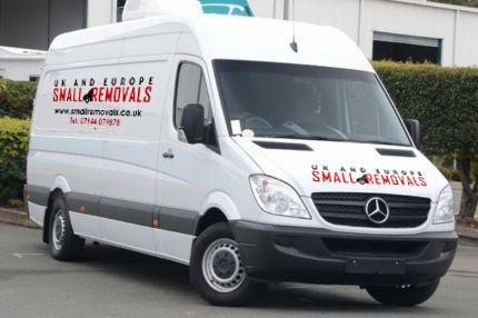 Logo de la société Small Removals